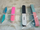 six step nail file/Nail polish Article/nail sanding file