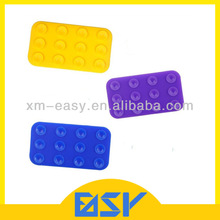 silicone suction hand phone sticker