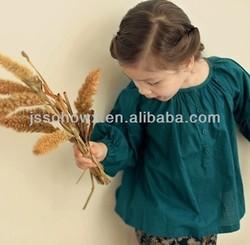 o neck girl's cotton shirts, latest girls shirts