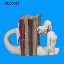 Victorian mermaid cast resin Office Decorative Items