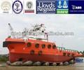 flotante de barco de salvamento y airbag de caucho en china