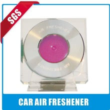 2014 eco-friendly bulk CD decorative car air freshener