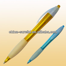 Imprinted Promotional ballpoint pen / Press type pen ,gift pen