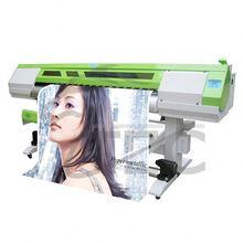 1.8m price of roll of roll banner sticker printing machine price