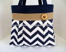 2014 wholesale burlp tote bag