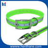 Personalized Polyurethane Coated Fake Designer Dog Collars