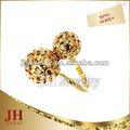JH anelli di leone onice