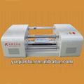 yuqiaofu digital hecha de tela de la cinta de la impresora para la fabricación de cintas en el día de acción de gracias