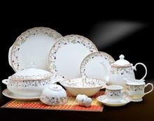 Bone china dinner set