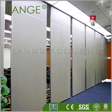 Lightweight fireproof exhibition demountable partition wall