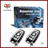 Lixing car audio security 1-Way alarm Remote Start System