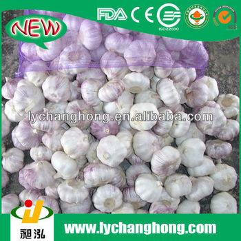 2014 New Crop Natural Garlic 10kg per carton