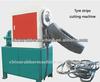 Waste Tyre Recycling Line ---- strip cutting machine