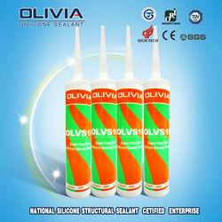 OLVS18 Acetoxy Silicone Sealant Construction Adhesive