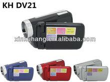DV21 compact Promotional mini hd 720p camera dv Gift Kids smart KH 12mp mini dv digital video camera