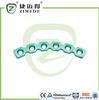 Pelvic plate titanium hip implants