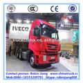 Iveco camión 6 x 4 de alta resistencia del carro del Tractor