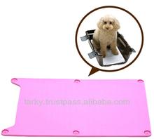 Flexible training pad for pet travel items dog cat travel