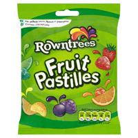 Rowntrees Fruit Pastilles Bag 12 x 170g