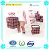 Hot sale paper bag & 2014 new paper bag & wholesale polka dot wax art paper bag