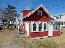 steel prefab prefabricated beach villa house