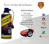 2014 ISO9001 Tire Sealant and Inflator