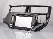 WITSON RADIO KIA K3 (Korea 2012 ->) A8 Chipset Dual Chipset,3G modem / wifi/ DVR (Option)