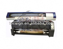 HOT SELL Flag Direct Dye Sublimation Textile Printer