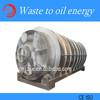 High oil rate diesel oil fired steam boiler