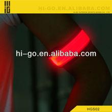 Custom football captain armband with LED light colorful