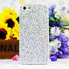 Stylish fancy Rhinestone and stars on cover hard case for iPhone 5