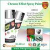 captain metal waterproof Chrome Spray Paint