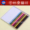 Renkli kalem demir kutu( EN71, ASTMD- 4236)