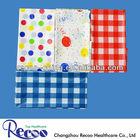 Plastic table cover,custom plastic table cover