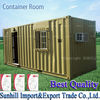 High Quality One Story House Container/Shipping Container House