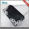 Emerald diamond Wallet Handbag cell phone case for iphone 5s