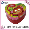 tin gift box/metal tin box/tin box manufacturer