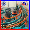 Utility chain conveyor lpg bottling plant for sale