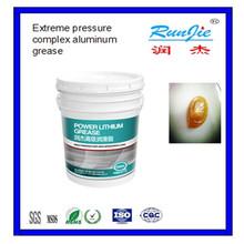 Extreme pressure complex aluminum grease