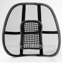 Vent Mesh Back Lumbar Support For Office Chair, Car, And Others
