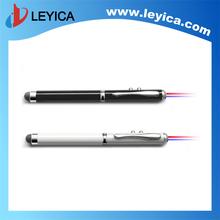 LED light and Ballpoint Pen 4in1 laser