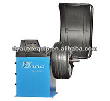 electronic wheel balancer with