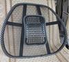 Mesh Lumbar Back Brace Support Office Car Seat Chair Massage Cushion