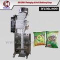 automática de detergente em pó de enchimento máquina de embalagem