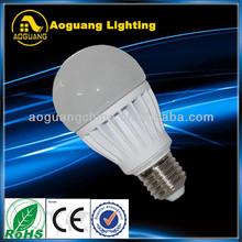 led light bulb, led lighting daylight A60 CE Rohs