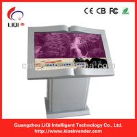 42 inch guangzhoun standing motion sensor lcd player