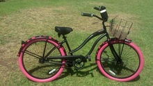 26-24inch specialized competitive price girls beach cruiser bike