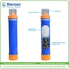 High Quality BPA free Diercon water microfilter straw better than Water Purification Tablets(PS01)