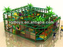 Segunda mão crianças floresta equipamentos de Playground Indoor para venda