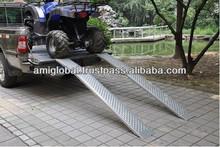 "84"" x 11"" ATV Motorcycle Folding Aluminium Ramps 1500 lbs"